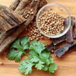 Zulu Biltong |Koriandr - hovězí sušené maso