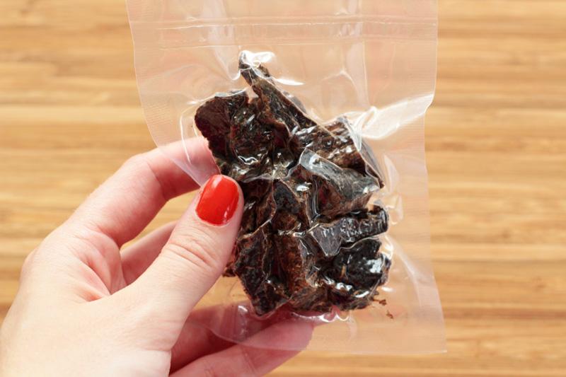 ZULU BILTONG | balení - hovězí sušené maso